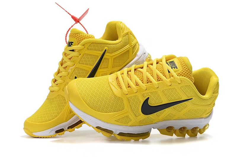 Nike Air Max 2019 Blazer Yellow White Black Shoes