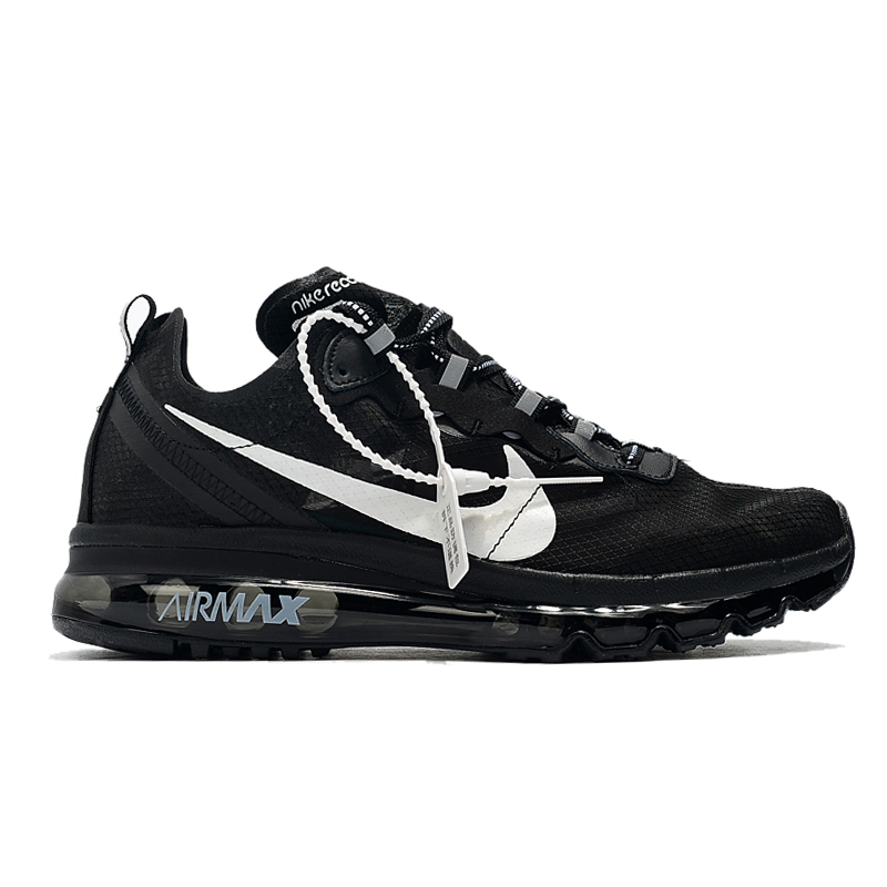 2019 Nike Air Max 87 x MAX2017 Black White Logo