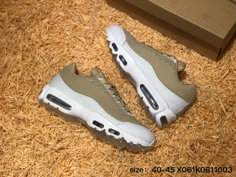 Real Nike Air Max 95-DYN FW Brown White