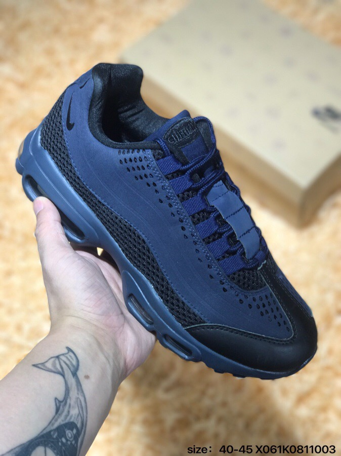 Real Nike Air Max 95-DYN FW Deep Blue