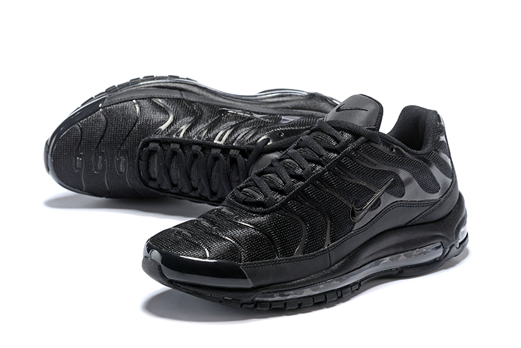Nike Air Max 97 Plus All Black Shoes