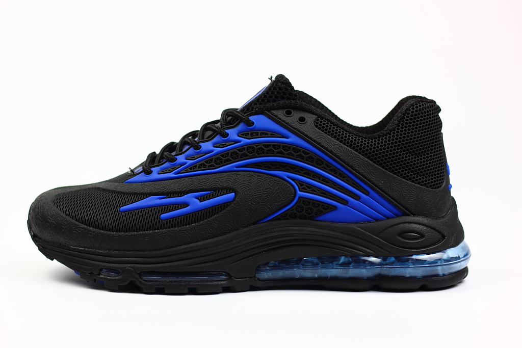 New Nike Air Max 99 Black Blue Shoes