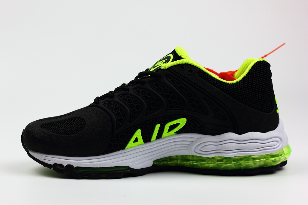 New Nike Air Max 99 Retro Black Green
