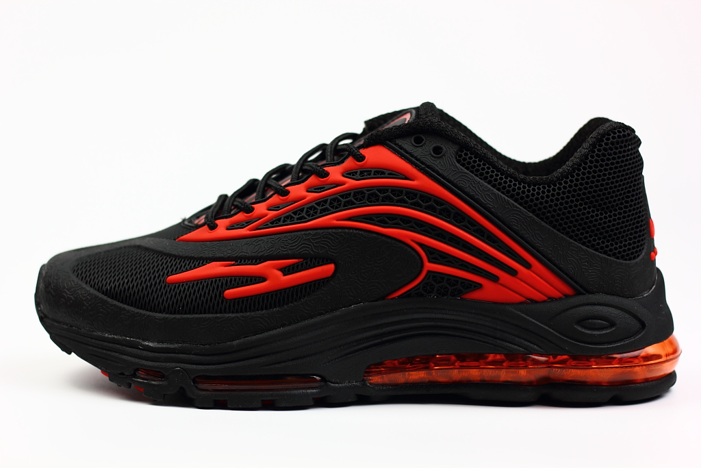 New Nike Air Max 99 Black Red