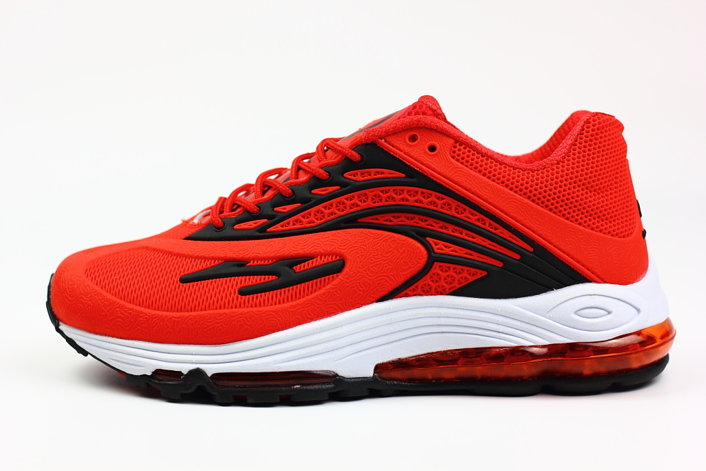 New Nike Air Max 99 Red Black White