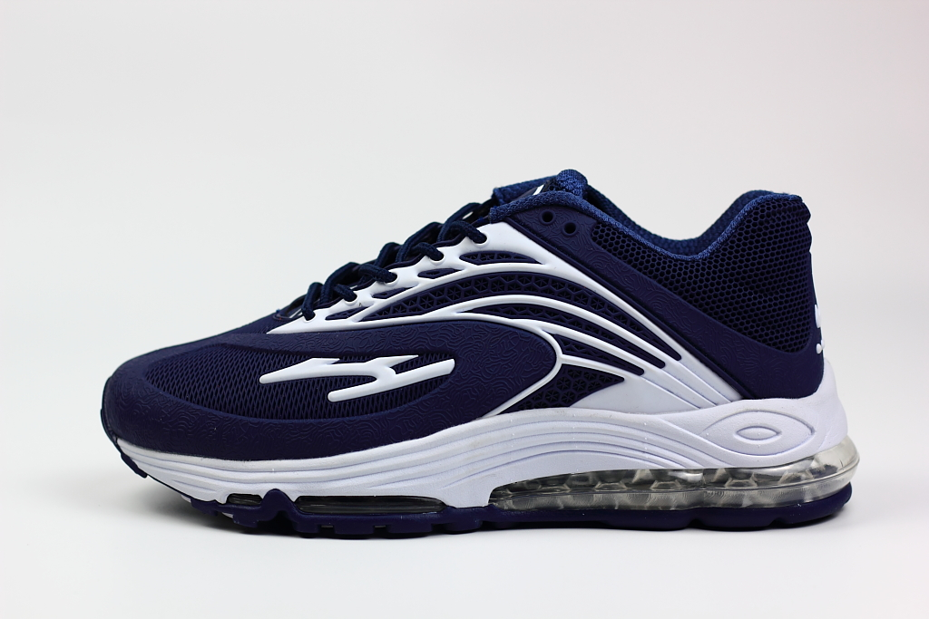 New Nike Air Max 99 Sea Blue White Shoes