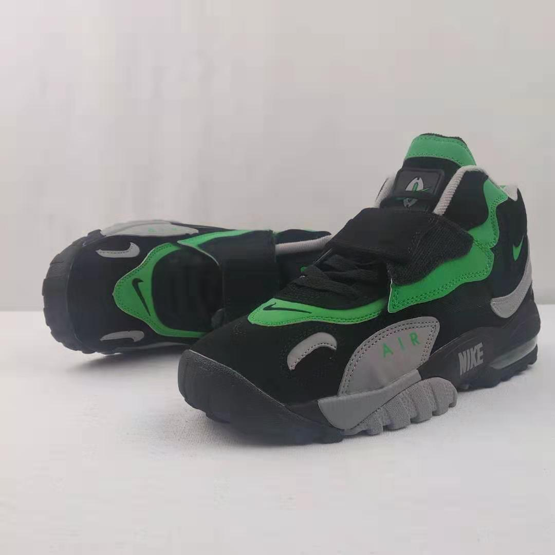 2019 New Nike Air Max Speed Truf Black Grey Green