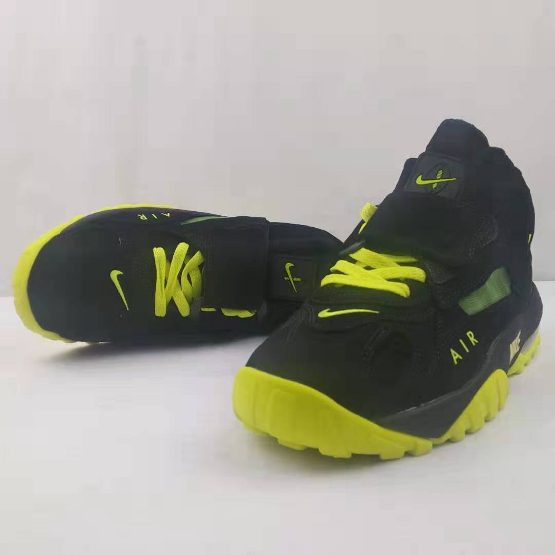 2019 New Nike Air Max Speed Truf Black Yellow