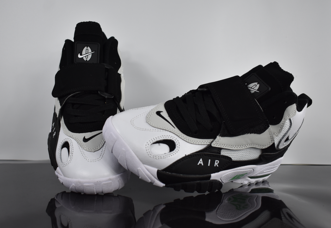 2019 Nike Air Max Speed Turf Cool White Black For Women