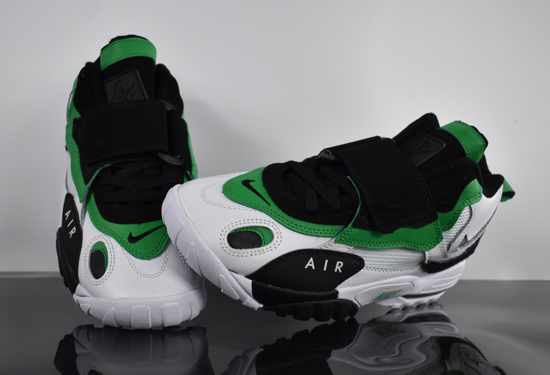 2019 Nike Air Max Speed Turf White Green Black For Women