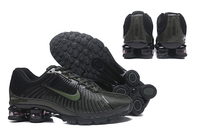 Nike Air Shox 625 Black Green