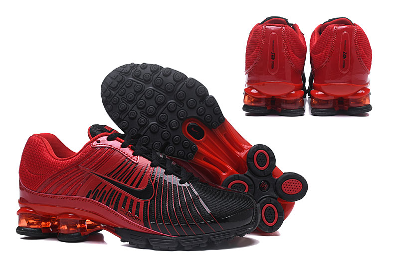 Nike Air Shox 625 Black Red