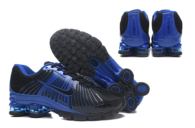 Nike Air Shox 625 Black Royal Blue