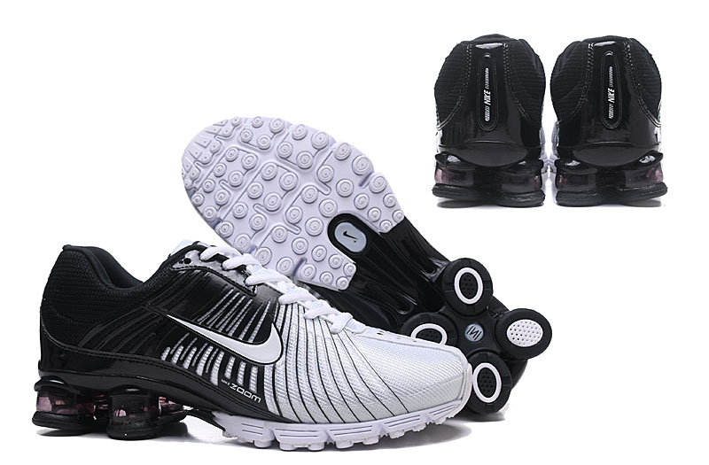 Nike Air Shox 625 White Black