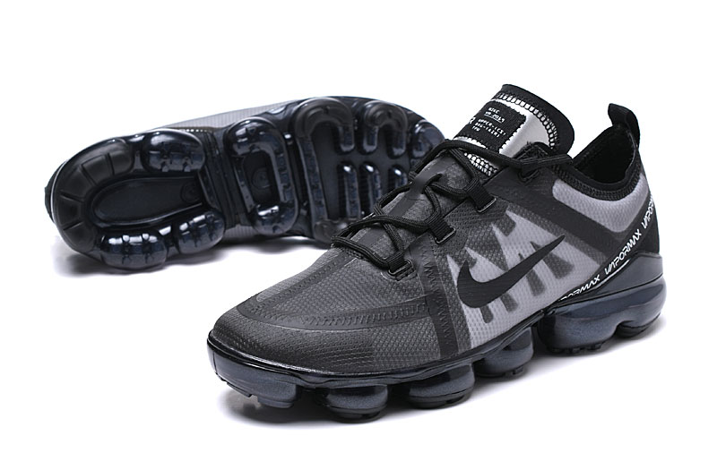 Nike Air VaporMax 2019 Black Grey