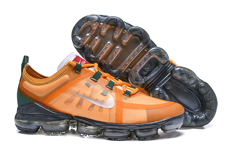 Nike Air VaporMax 2019 Orange Black