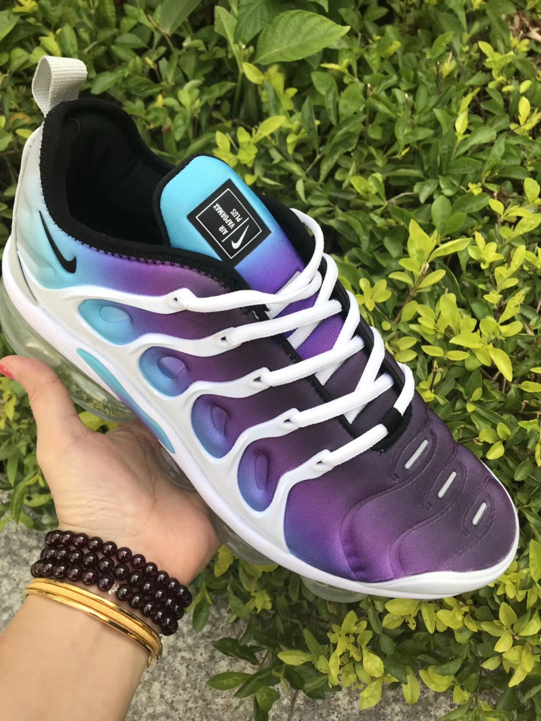 Nike Air Vapormax Plus 2018 TN Purple White Blue Shoes