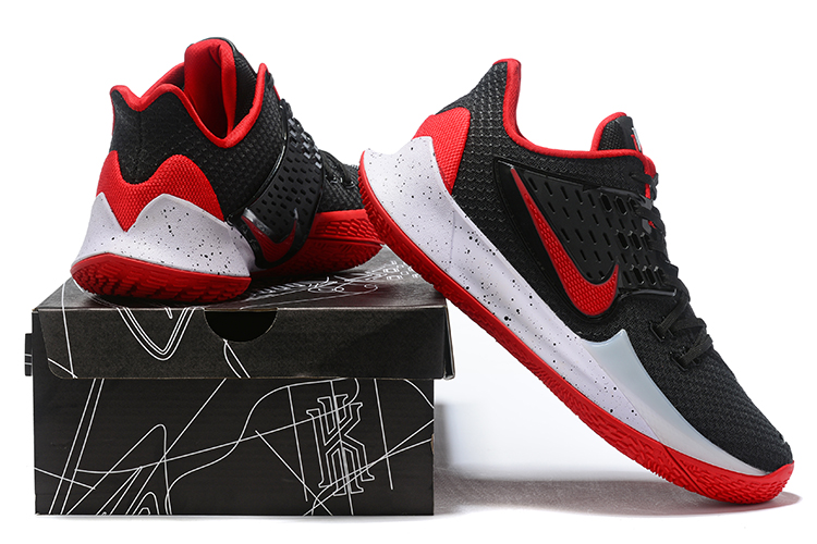 2019 Real Nike Kyrie 2 Low Black Red White