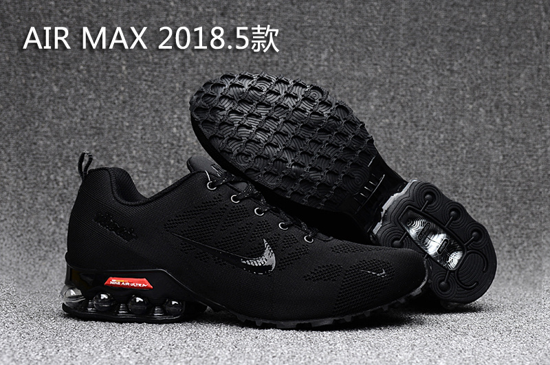 Nike Shox Air Max 2018.5 All Black