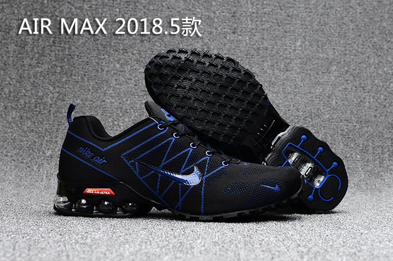 Nike Shox Air Max 2018.5 Black Blue
