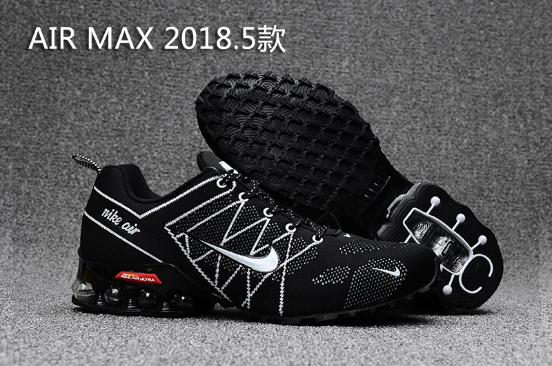 Nike Shox Air Max 2018.5 Black White