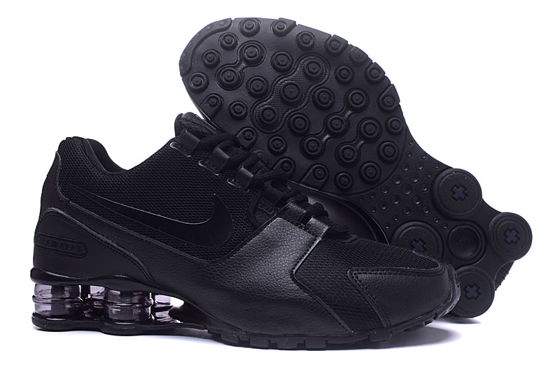 Nike Shox Avenue All Black