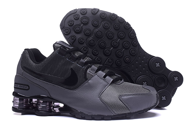 Nike Shox Avenue Carbon Grey Black