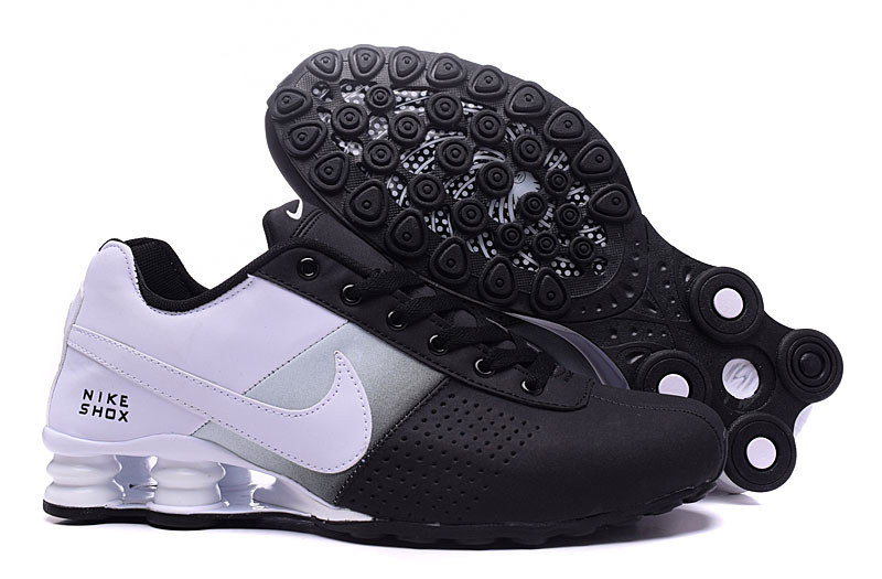 Nike Shox Delivery Black White