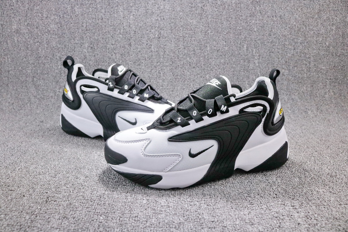 Nike WMNS Nike Zoom 2K Black White For Women