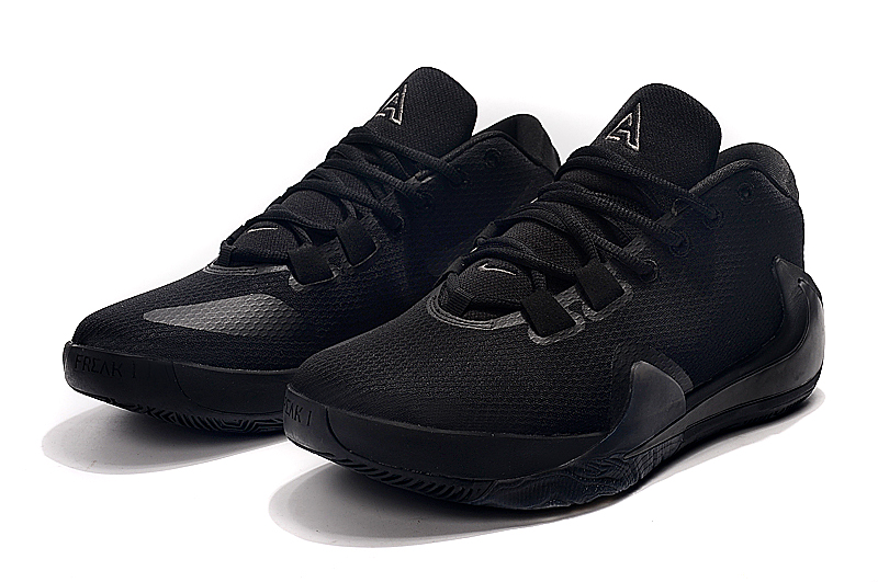 2019 Nike Zoom Freak 1 All Black