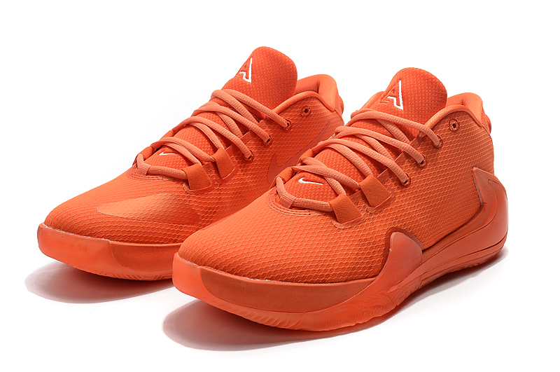 2019 Nike Zoom Freak 1 All Orange