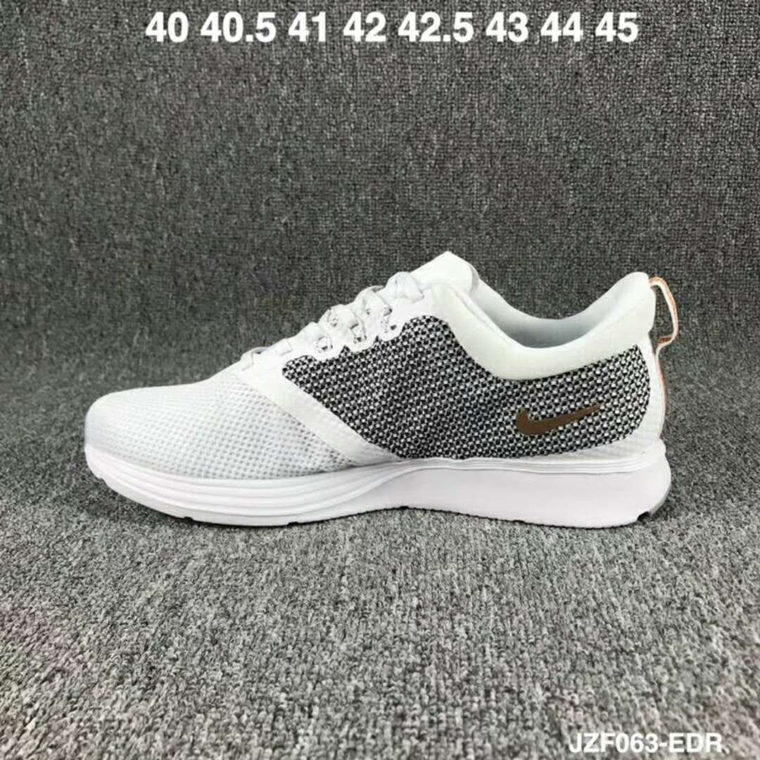 2019 Nike Zoom Strike Grey Black Gold Shoes