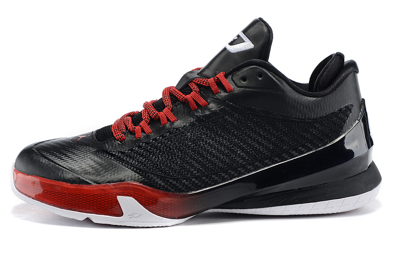 2015 Nike Jodan CP3 8 Black Red Shoes