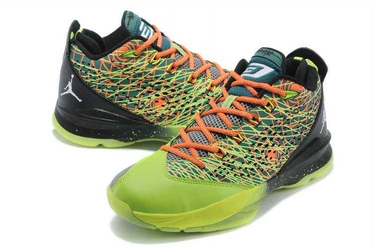 Nike Jordan CP3 7 Christmas Edition Shoes
