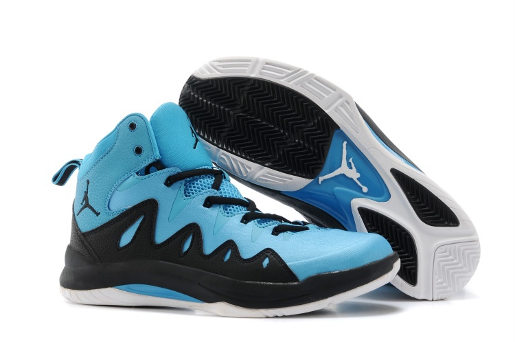 Nike Jordan Prime Mania X Moon Blue Black Basketball Shoes