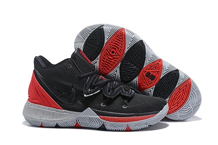 Nike Kyrie 5 Shoes Black Red