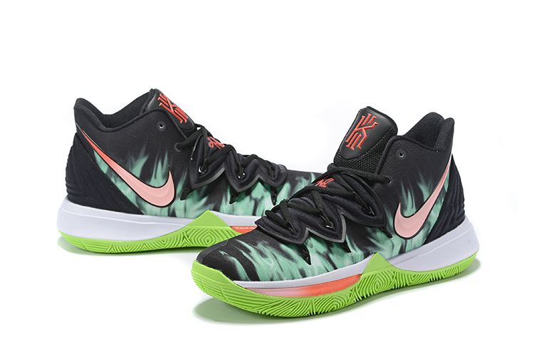 Nike Kyrie 5 Shoes Ghost Fire