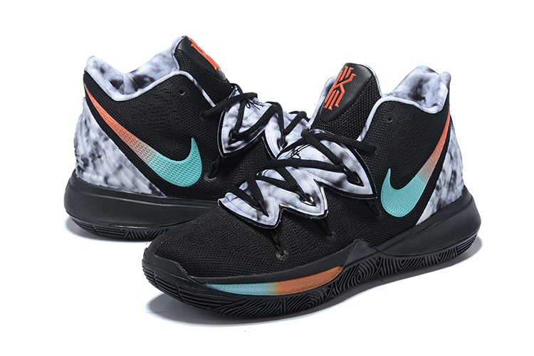 Nike Kyrie 5 Shoes Gradient Print