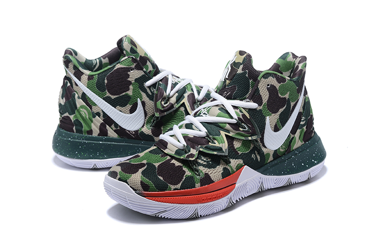 Nike Kyrie 5 Shoes Joint Name Camo