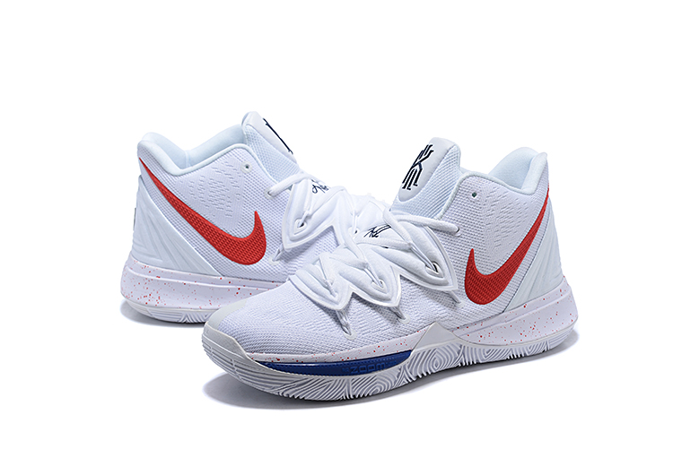 Nike Kyrie 5 Shoes The University Of Connecticut