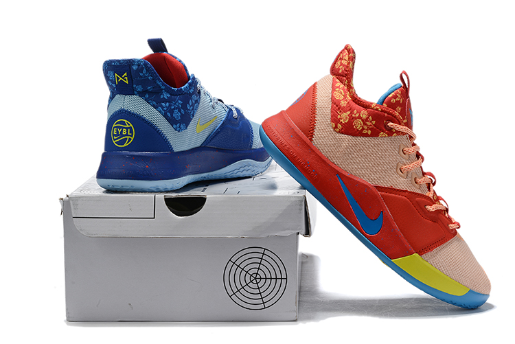 2019 Real What the Paul George of Nike PG 3 Shoes