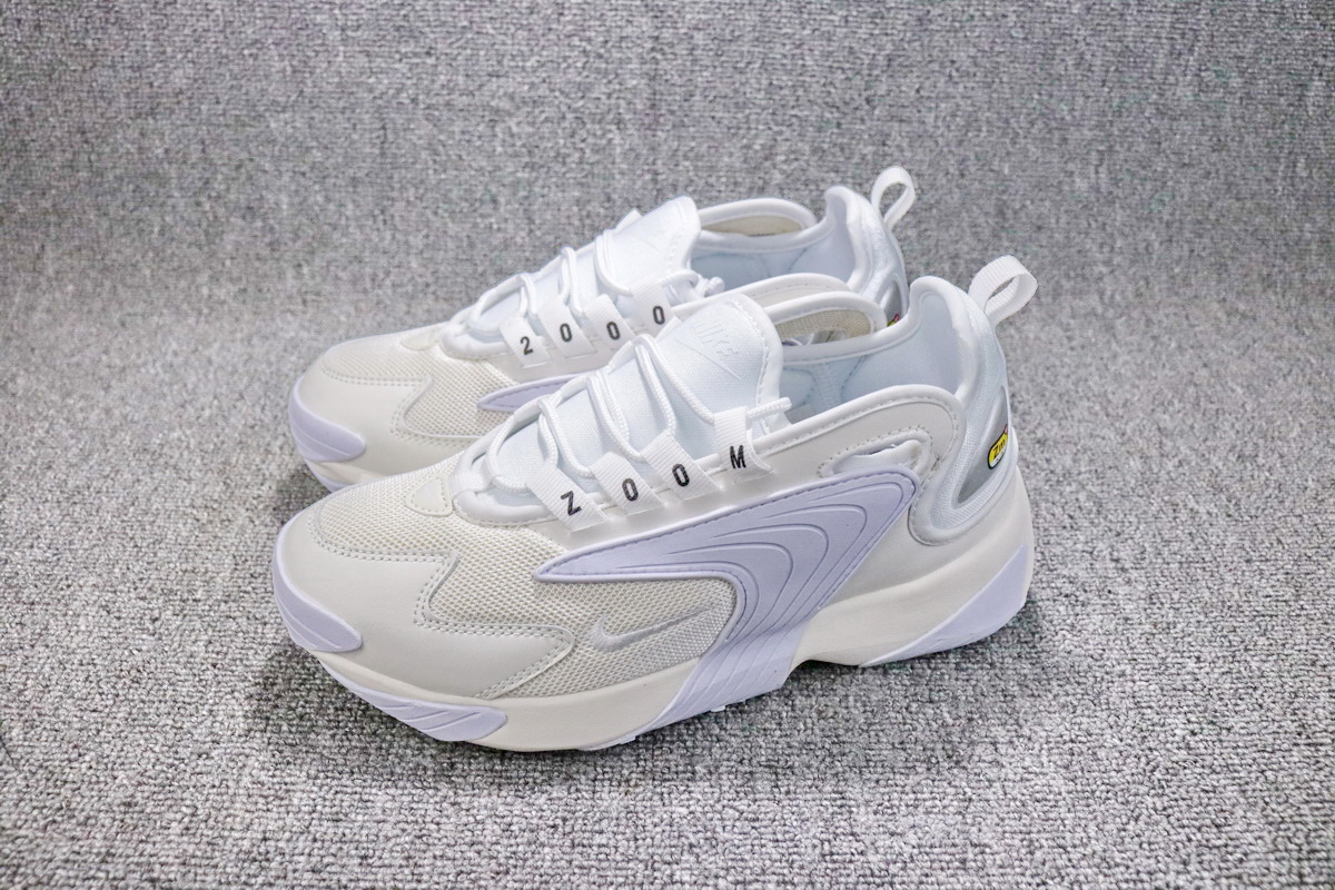 Nike WMNS Nike Zoom 2K White Silver For Women
